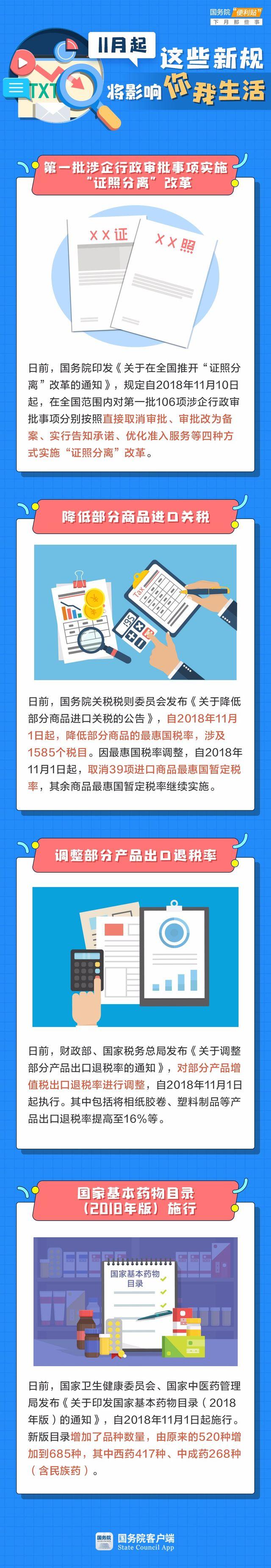 2019年广东公务员考试时政:下月起,这些新规将影响你我生活